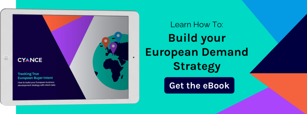Download free Playbook on How to Build your European Demand Strategy